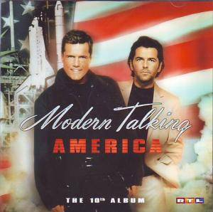 Cover - Modern Talking: America