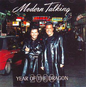 Cover - Modern Talking: 2000 - Year Of The Dragon