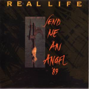 Real Life: Best Of Real Life - Send Me An Angel - Cover