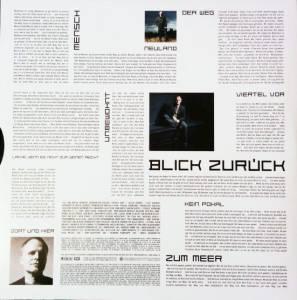Herbert Grönemeyer: Mensch (LP) - Bild 5