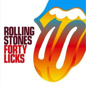 The Rolling Stones: Forty Licks - Cover