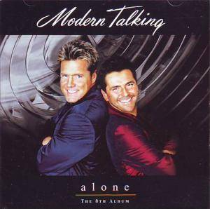 Cover - Modern Talking: Alone