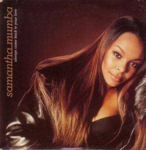 Cover - Samantha Mumba: Always Come Back To Your Love