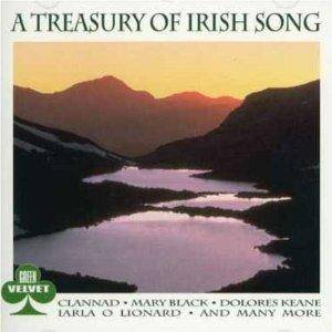 "Cover - ""Aine Uj"" Cheallaigh: Treasury Of Irish Song, A"