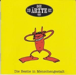 Die Ärzte: Die Bestie In Menschengestalt (CD) - Bild 1