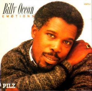 Billy Ocean: Emotions - Cover