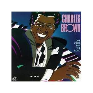 Cover - Charles Brown: One More For The Road