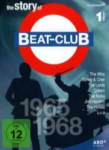 Story Of Beat-Club Vol. 1 1965-1968, The - Cover