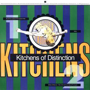 Cover - Kitchens Of Distinction: 3rd Time We Opened The Capsule, The