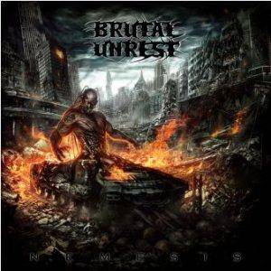 Brutal Unrest: Nemesis - Cover