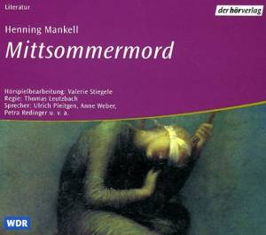 Cover - Henning Mankell: Mittsommermord