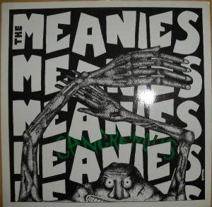 Cover - Meanies, The: Gangrenous