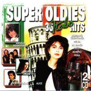 Super Oldies - 36 Italo Hits - Cover