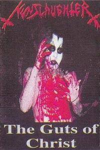 Nunslaughter: Guts Of Christ, The - Cover