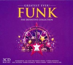 Cover - Al Downing: Greatest Ever! Funk - The Definitive Collection