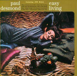 Cover - Paul Desmond: Easy Living