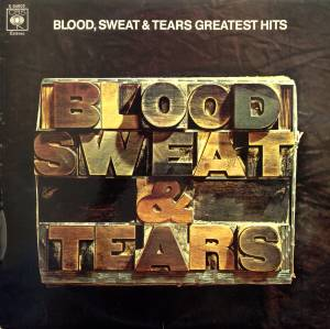 Blood, Sweat & Tears: Grandes Exitos (LP) - Bild 1
