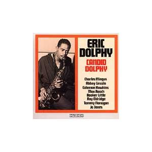 Cover - Eric Dolphy: Candid Dolphy