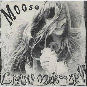 Cover - Moose: Liquid Make-Up EP