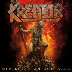 Kreator: Civilization Collapse - Cover