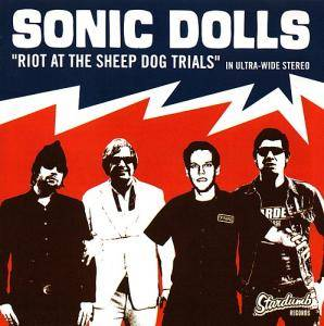 Cover - Sonic Dolls: Riot At The Sheep Dog Trials