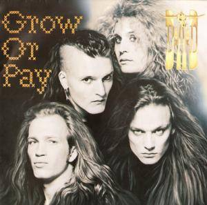 D-A-D: Grow Or Pay - Cover
