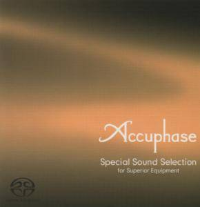 Cover - Takeshi Inomata: Accuphase - Special Sound Selection For Superior Equipment