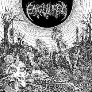 Engulfed: Through The Eternal Damnation - Cover