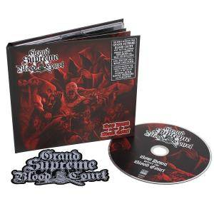 Grand Supreme Blood Court: Bow Down Before The Blood Court (CD) - Bild 2