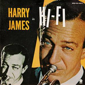 Cover - Harry James: Harry James In Hi-Fi