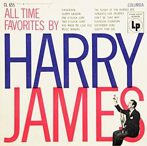 Cover - Harry James: All Time Favorites By Harry James