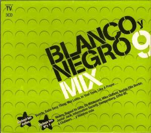 Cover - Derb: Blanco Y Negro Mix 9