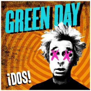 Green Day: ¡Dos! - Cover