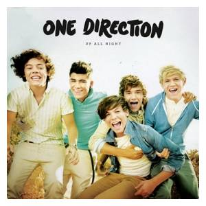 Cover - One Direction: Up All Night