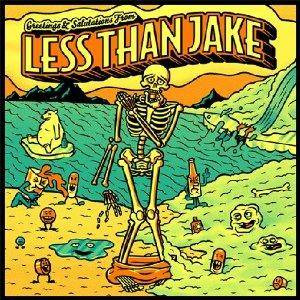 Less Than Jake: Greetings & Salutations From Less Than Jake - Cover