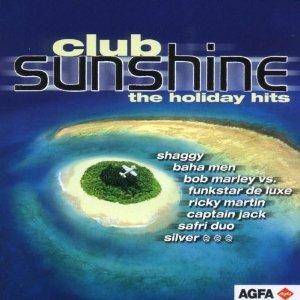 Cover - Shaft: Club Sunshine - The Holiday Hits