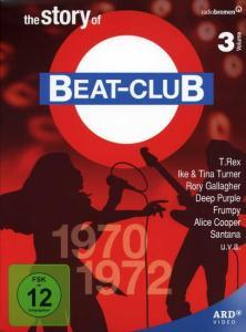 Story Of Beat-Club Vol. 3 1970-1972, The - Cover