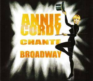 Cover - Annie Cordy: Chante Broadway