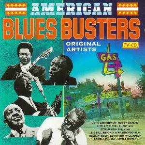 Cover - Big Bill Broonzy & Washboard Sam: American Blues Busters