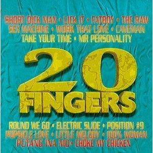 Cover - Pharao: 20 Fingers