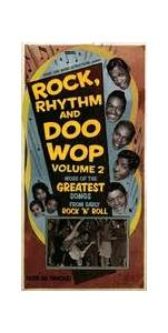 Cover - Ronnie Hawkins & The Hawks: Rock, Rhythm And Doo Wop Volume 2 - More Of The Greatest Songs From Early Rock 'n' Roll