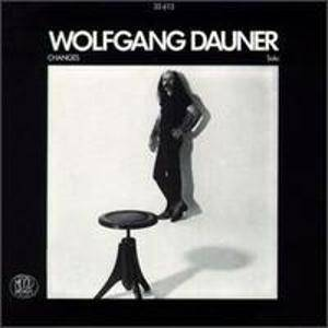 Cover - Wolfgang Dauner: Changes