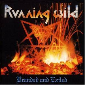 Running Wild: Branded And Exiled (CD) - Bild 1