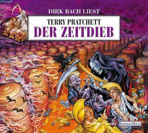 Cover - Terry Pratchett: Zeitdieb, Der
