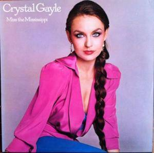 Cover - Crystal Gayle: Miss The Mississippi