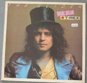 Cover - Marc Bolan & T. Rex: Slider, The