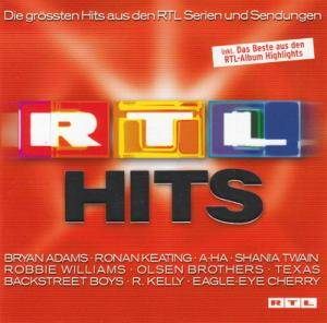 RTL Hits - Cover