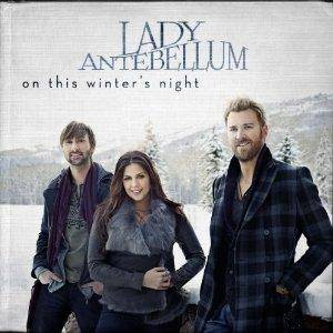 Cover - Lady Antebellum: On This Winter's Night
