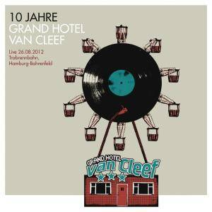 Cover - Kilians: 10 Jahre Grand Hotel Van Cleef