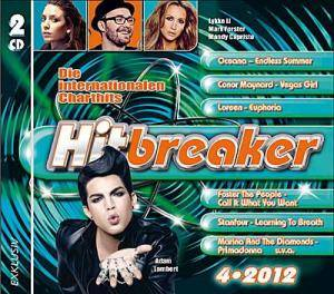 Cover - Mandy Capristo: Hitbreaker 4/2012